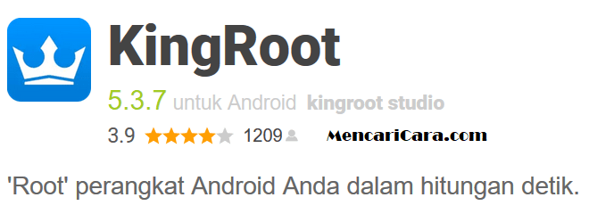 Cara root oppo a37f